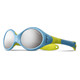 Julbo Baby Looping II Spectron 4 Sunglasses 12-24M Pastell Blue/Pastel Green-Gray Flash Silver